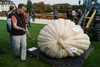2014 - Beni Meier and his 2323.7 pound World Record Giant Pumpkin!