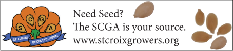 Need Seed? The SCGA is your source.