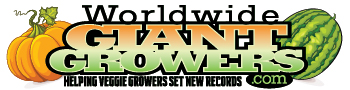 Worldwide Giant Growers - Helping Veggie Growers Set New Records!